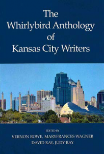 Cover image of the Whirlybird Anthology of Kansas City Writers
